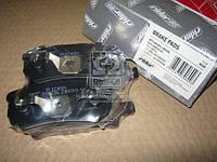 Колодки тормозные дисковые MITSUBISHI LANCER, OUTLANDER 03- задн. RD.3323.DB3341