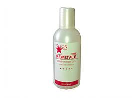 Жидкость для снятия гель-лака Remover Salon star 250мл.