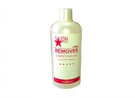 Жидкость для снятия гель-лака Remover Salon star 500мл.