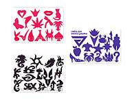 Трафареты для бикини дизайна украина