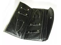 Чехол для ножниц на заклепке (черный) YRE