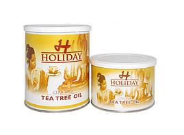 Воск в банке масло чайного дерева 400мл Holiday