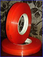 Скотч двухсторонний, термостойкий, прозрачный 6 мм х 50 м х 205 мкм