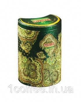 "Чай Basilur ""Восточная коллекция"" Марокканская мята ж/б 100г, фото 2"