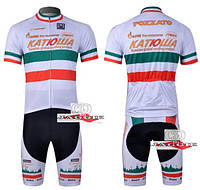 Велоформа Katusha 2010
