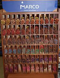 Олівці кольорові тм Marco