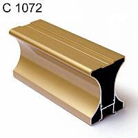 Раздвижная система для шкафов купе профиль вертикальный
