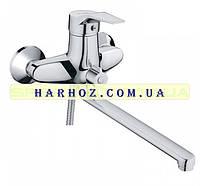 Смеситель для ванны Haiba (Хайба) Zeon 006 Евро