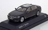 Модель BMW 750 Li (G12), Scale 1:43