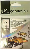 Крючки Kamatsu CHINU 6
