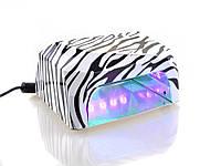Гибридная лампа CCFL+LED 36 W Zebra