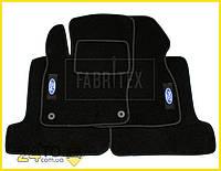 Ворсовые коврики Ford Focus III (2011-…), Полный комплект, (хорошее качество), Форд Фокус