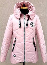 Осенне-весенняя куртка для девочки