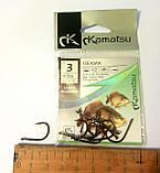 Крючки Kamatsu ISEAMA 3, фото 2