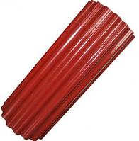 Волнистый шифер Vonoplast  2*20 м. красный