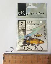 Крючки Kamatsu CHINU 4