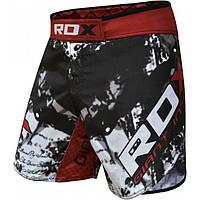 Шорты для MMA RDX Multi Gray M