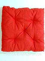 Подушка на стул Red (подушка сидушка для стулья, кресла, табурет)