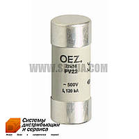 Предохранитель PV22 80A gG (OEZ)