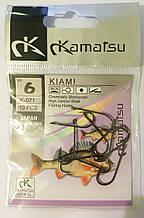 Гачки Kamatsu KIAMI 6