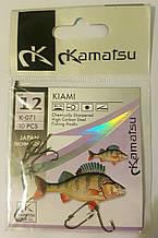 Гачки Kamatsu KIAMI 12