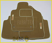 Ворсовые коврики Toyota Camry 40, Полный комплект, (хорошее качество), Тойота Камри