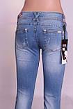Зауженные джинсы женские Cudi (код 8477) , фото 5