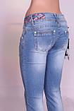 Зауженные джинсы женские Cudi (код 8477) , фото 6