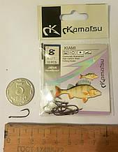 Гачки Kamatsu KIAMI 8