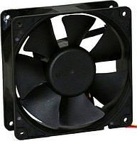 Вентилятор (кулер) 80 mm ATcool 8025S DC sleeve fan 3pin - 80*80*25мм.