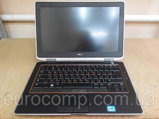 Мощный ноутбук бизнес серии для офиса и дома Dell Latitude E6320 13'' (Лицензия Windows 7 Pro)