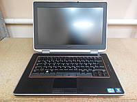 Мощный ноутбук бизнес серии для офиса и дома Dell Latitude E6420 14'' (Лицензия Windows 7 Pro)