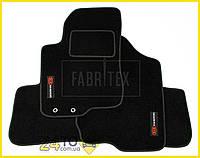 Ворсовые коврики KIA Cerato (2009-2013), Полный комплект, (хорошее качество), Киа Черато