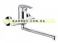 Смеситель для ванны Haiba (Хайба) Agat 006 Евро