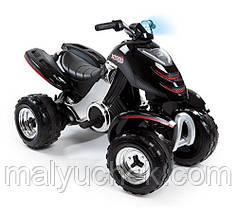 Электромобиль Квадрoцикл X Power Carbone Smoby 33050