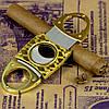Ножницы для сигар металлическая гильотина 101, фото 4