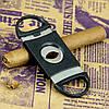 Ножницы для сигар гильотина со стальным лезвием 104, фото 4