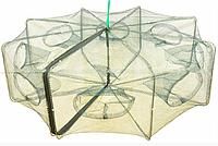 Раколовка восьмигранник ,складная книжка 8 входов