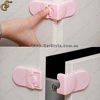"""Замок-блокиратор для дверей - """" Lock for Door"""" - 2 шт., фото 1"""