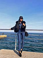 Женский стильный комбинезон из джинса Stella , фото 1