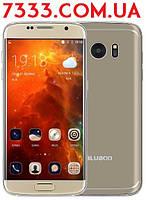 Смартфон Bluboo EDGE Gold Золотой + Бампер , Gorilla Glass 4 (Похож Samsung Galaxy S7 Edge )