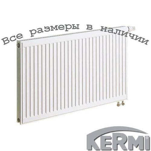 Стальной радиатор KERMI т12 500x400 нижнее подключение