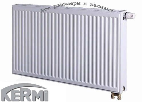 Стальной радиатор KERMI т22 600x400 нижнее подключение