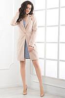 Пальто кашемировое классика,однотонное,застегивается на одну погувицу,с карманами. Материал: кашемир Подкладка: атлас Размеры: 42, 44, 46 Цвета: