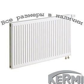 Стальной радиатор KERMI FTV т11 300x500 нижнее подключение