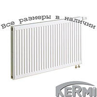 Стальной радиатор KERMI т11 300x1200 нижнее подключение
