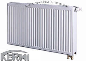 Сталевий радіатор KERMI FTV т22 500x2600 нижнє підключення