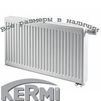 Стальной радиатор KERMI FTV т33 600x1200 нижнее подключение