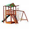 Деревянная детская игровая площадка 006, фото 3