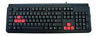 Клавиатура игровая водонепроницаемая A4Tech X7-G300
